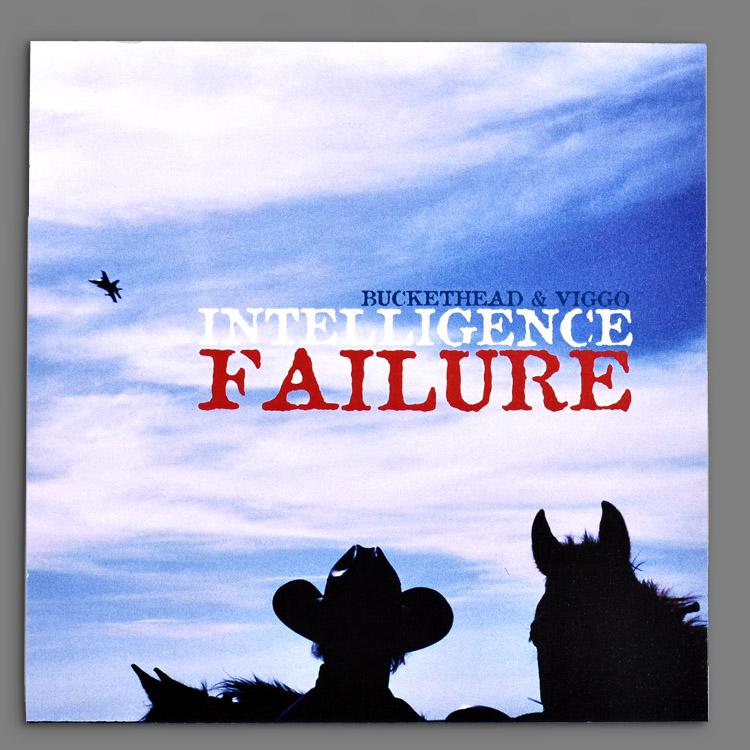 Intelligence Failure by Viggo Mortensen and Buckethead