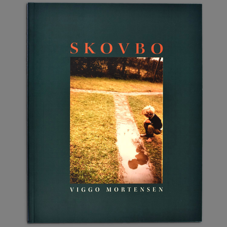 Bookcover of Skovbo by Viggo Mortensen