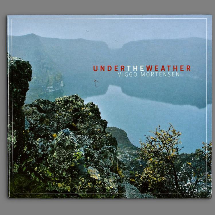 Under the Weather Music Cd by Viggo Mortensen