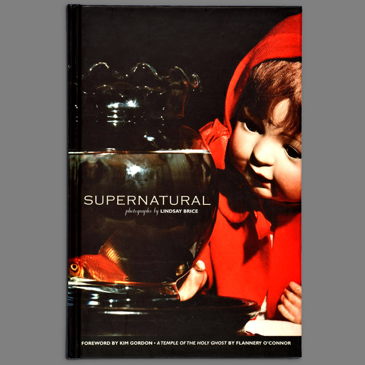 Bookcover of Supernatural by Lindsay Brice