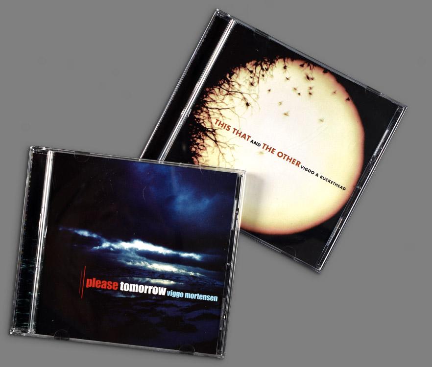 CD Special, CDs by Viggo Mortensen