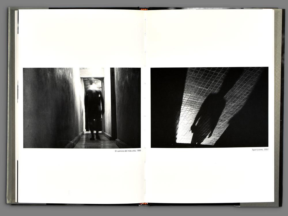 Interior of book, Trance by Jorge Luis Alvarez Pupo